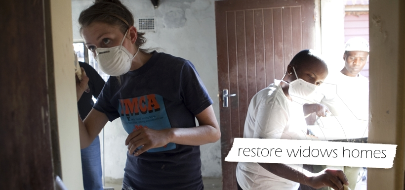 Restore Widows Homes